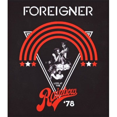 FOREIGNER: LIVE AT THE...