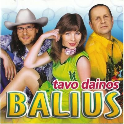 BALIUS: TAVO DAINOS CD