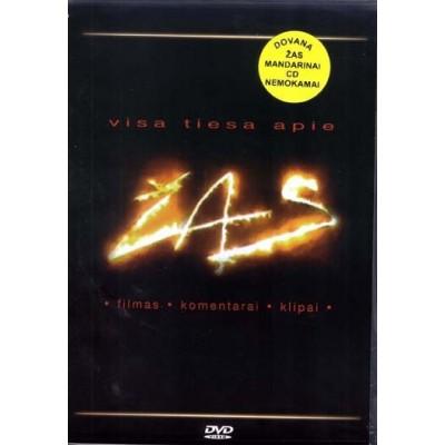 ŽAS: VISA TIESA APIE ŽAS DVD
