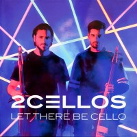 2 CELLOS: LET THERE BE CELLO-COLOURED- LP