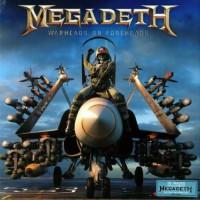 MEGADETH: WARHEADS ON FOREHEADS 4LP