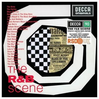 Various Artists: R&B Scene...