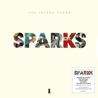 SPARKS: ISLAND YEARS 5LP