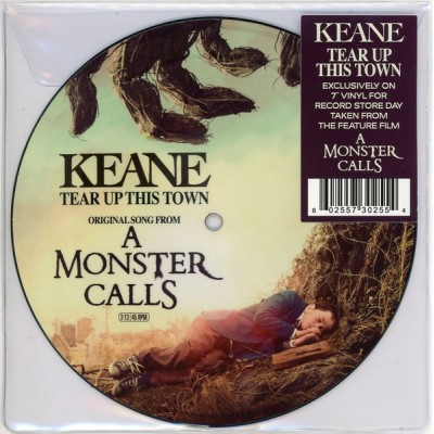 KEANE: TEAR UP THIS TOWN...