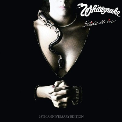 WHITESNAKE: SLIDE IT IN 2LP