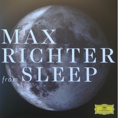 RICHTER MAX: FROM SLEEP 2LP