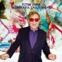 JOHN ELTON: WONDERFUL CRAZY NIGHT LP
