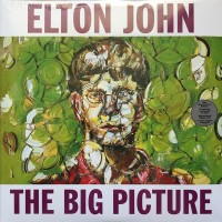 JOHN ELTON: BIG PICTURE 2LP