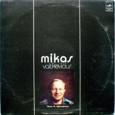 MIKAS VAITKEVIČIUS: M....