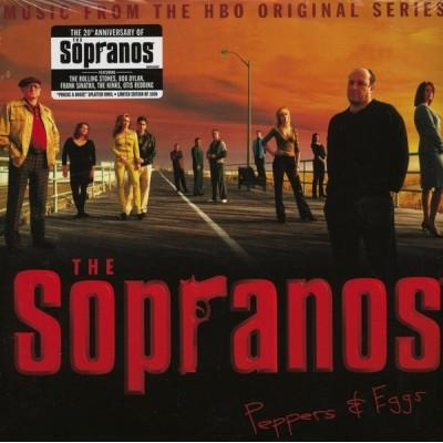OST: SOPRANOS ANNIVERS RSD...