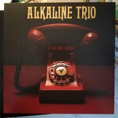 ALKALINE TRIO: IS THIS...