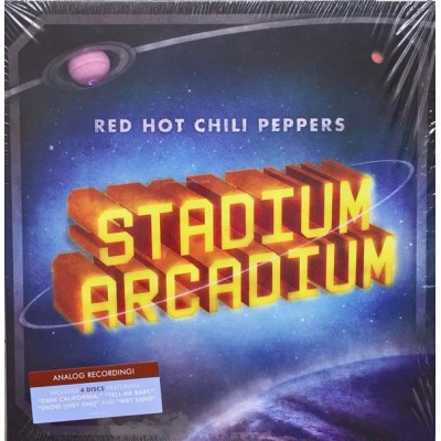 RED HOT CHILI PEPPERS:...