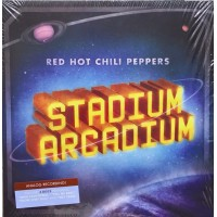 RED HOT CHILI PEPPERS: STADIUM ARCADIUM 4LP