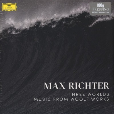 RICHTER MAX: THREE WORLDS:...