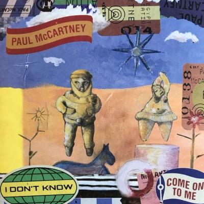 McCartney Paul: I Don't...