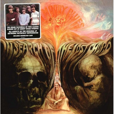 MOODY BLUES: IN SEARCH OF...