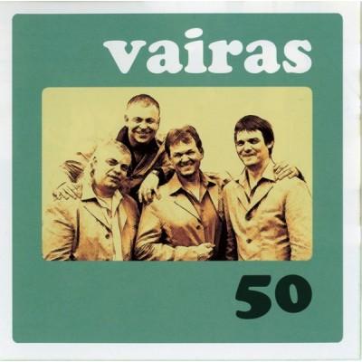 VAIRAS: 50 CD
