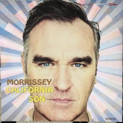 MORRISSEY: CALIFORNIA SON 1LP