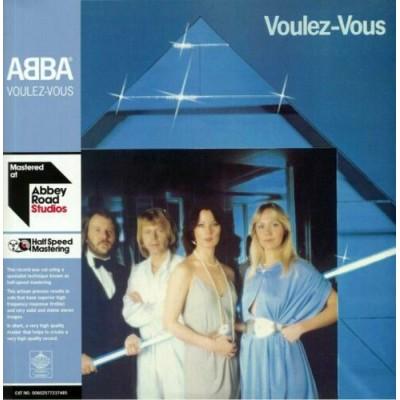 ABBA: VOULEZ VOUS 2LP