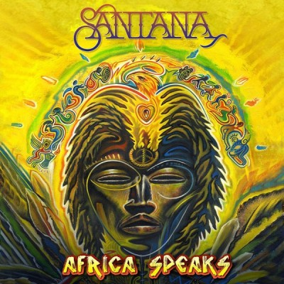 SANTANA: AFRICA SPEAKS 2LP