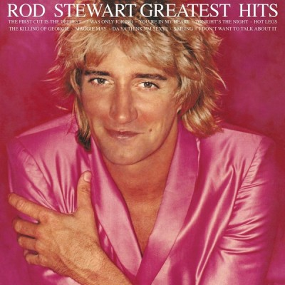 STEWART ROD: GREATEST HITS LP