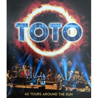 TOTO: 40 TOURS AROUND THE...