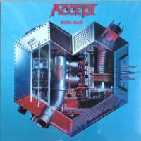 ACCEPT: METAL HEART-COLOURED LP