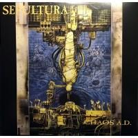 SEPULTURA: CHAOS A.D. 2LP