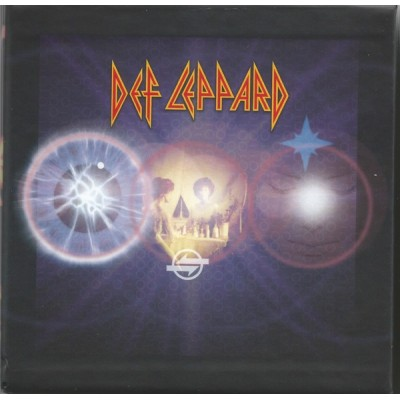 DEF LEPPARD: CD COLLECTION...