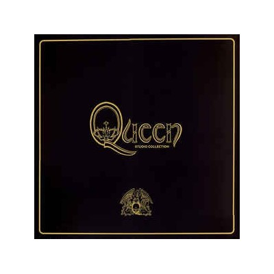 QUEEN: STUDIO ALBUM BOX 15LP