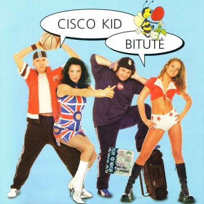 CISCO KID: BITUTĖ CD
