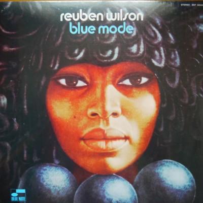 WILSON REUBEN: BLUE MODE LP