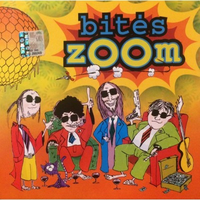 BITĖS: ZOOM CD