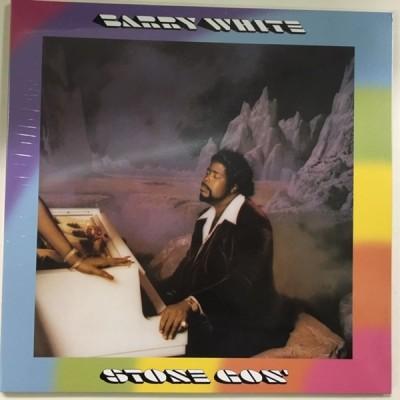 WHITE BARRY: STONE GON' LP