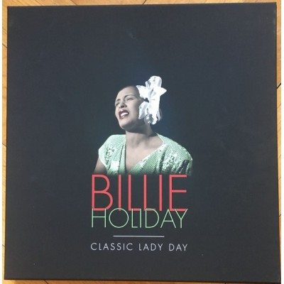 HOLIDAY BILLIE: CLASSIC...