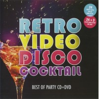 VARIOUS: RETRO VIDEO DISCO COCKTAIL BEST OF PARTY CD/DVD