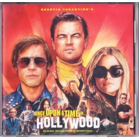SOUNDTRACK: QUENTIN TARANTINO'S- ONCE UPON A TIME IN HOLLYWOOD CD