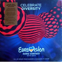 VARIOUS: EUROVISION SONG CONTEST 2017 KYIV 4LP