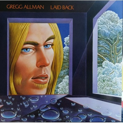 ALLMAN GREGG: LAID BACK 1LP