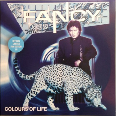 FANCY: COLOURS OF LIFE 1LP