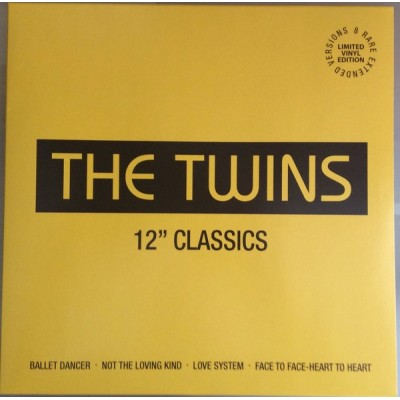 "TWINS, THE: 12"" CLASSICS 1LP"