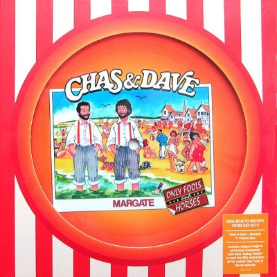 CHAS & DAVE: MARGATE PD 7in...
