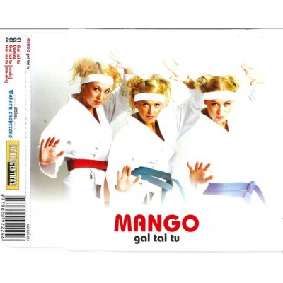 MANGO: GAL TAI TU CDSingle