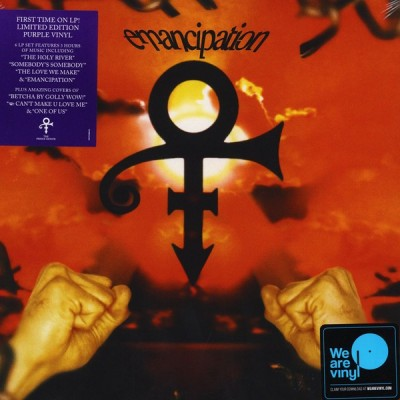 Prince: Emancipation...