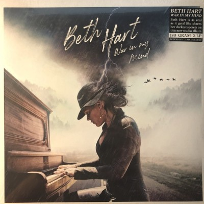 Hart Beth: War In My Mind  2LP