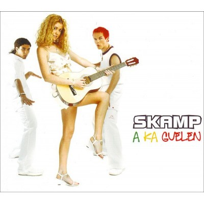 SKAMP: A KA GUELEN CDSingle
