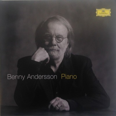ANDERSSON BENNY: PIANO 2LP