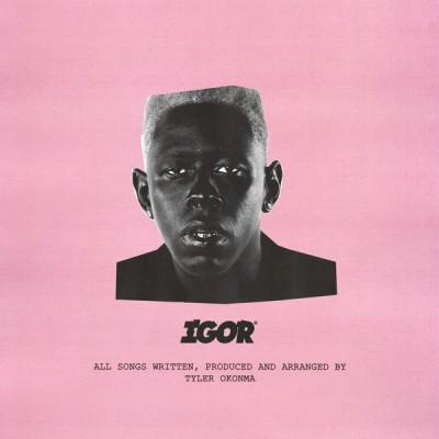 TYLER THE CREATOR: IGOR CD