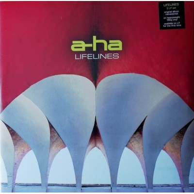 A-HA: LIFELINES 2LP