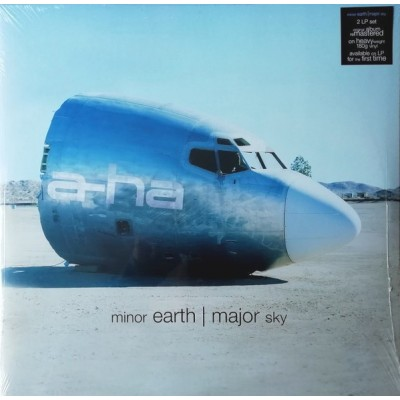 A-HA: MINOR EARTH | MAJOR...